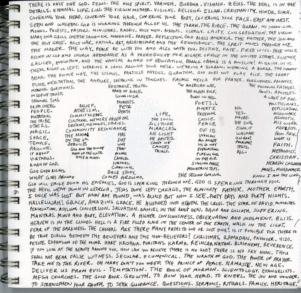 God is doodle