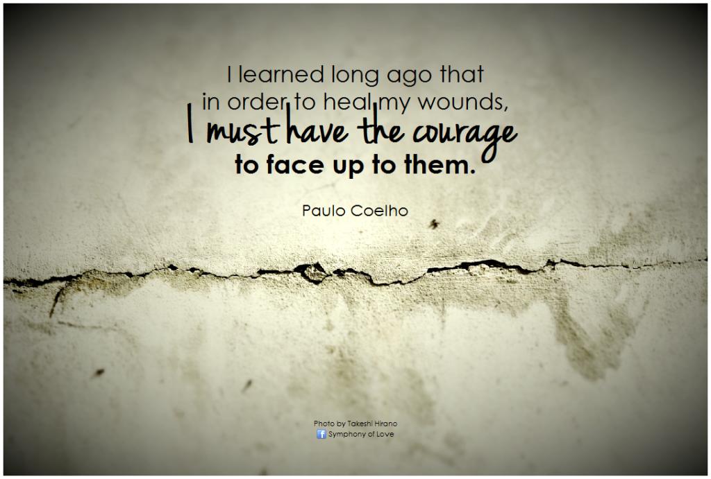 Coelho wounds